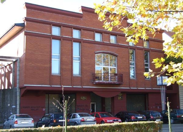Tehnička škola županja Lokacija